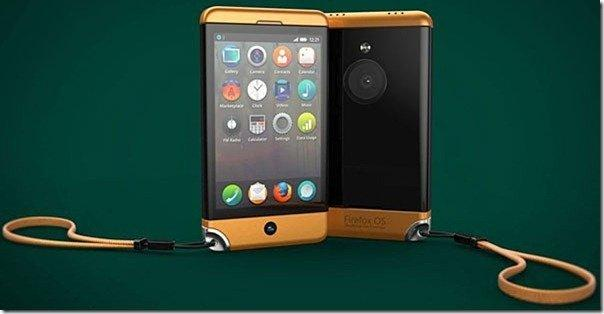 Future technology Very nice concept Firefox Phone